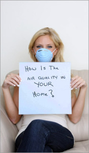 Improving your home's air quality through carpet cleaning