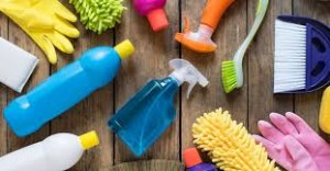 Health Effects for Spring Cleaning