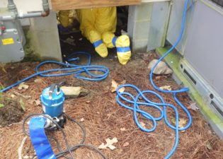 How to Protect Your Home From a Sewage Backup