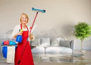 How To Cleanup After Water Damage in Your Home