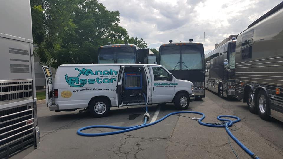 anchor restoration van